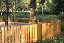 Al 2020 presentem noves tendències en dissenys de tanques de fusta pel paisatge urbà
