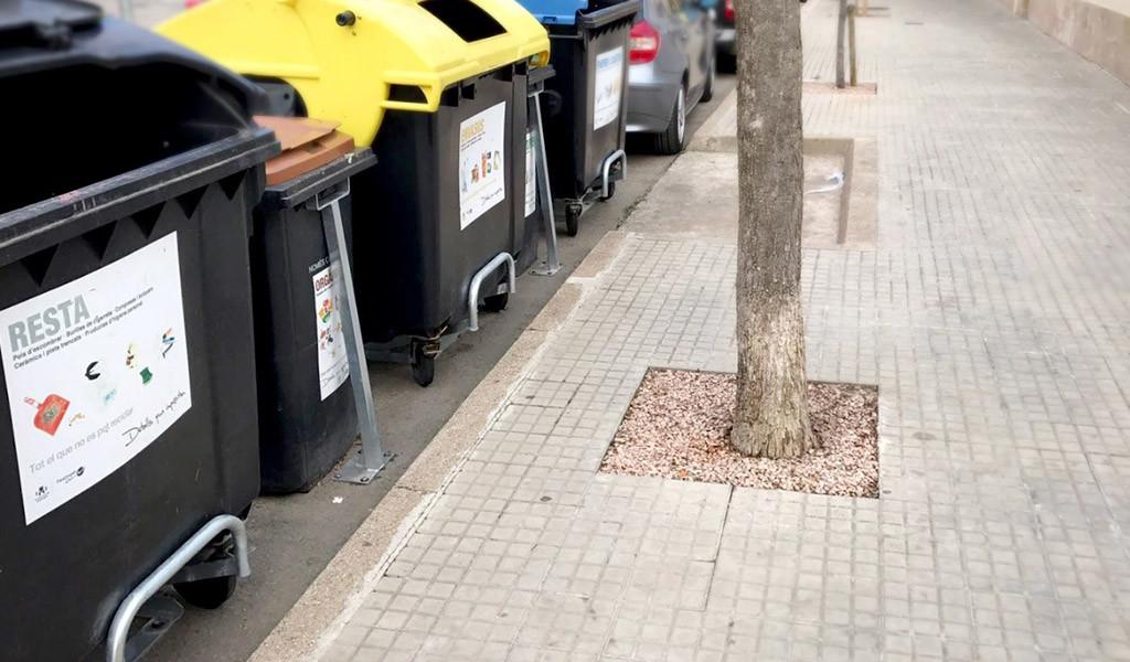 Fixadors per a contenidors