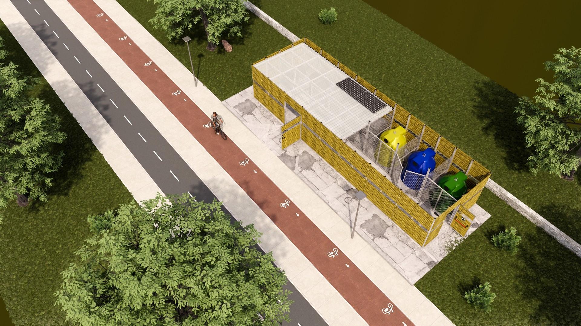 Descubre nuestro nuevo catálogo de mobiliario urbano para reciclaje