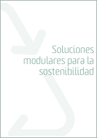 Soluciones modulares para la sostenibilidad